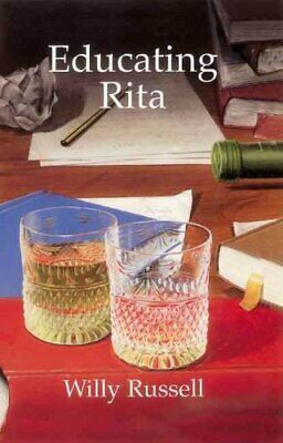 Educating Rita by Willy Russell 9780582434455 | Brand New | Free UK Shipping