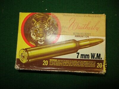 CLEAN & TIGHT Weatherby 300 Mag
