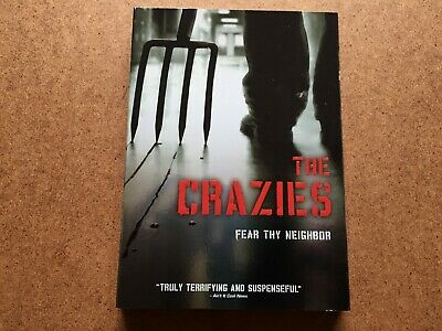 The Crazies Dvd New & Sealed