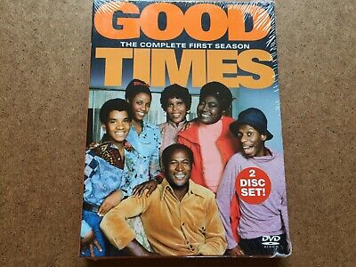 Good Times The Complete First Season Dvd Set New & Sealed