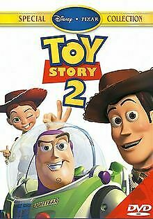 Toy Story 2 (Special Collection) by John Lasseter | DVD | condition good