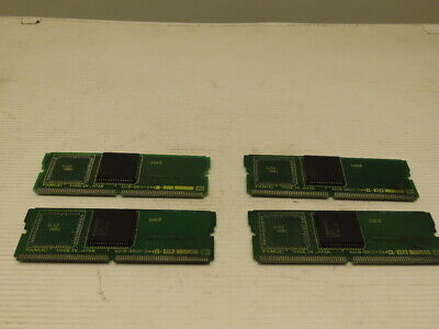 Fanuc A20B-2900-0442/02A Servo Interface For PMC Programmer Lot of 4