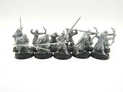 (w4588) Haradrim Regiment Mordor Middle-Earth Lord Of The Rings