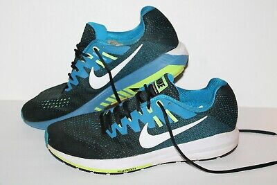 low cost b8687 0b7ae Nike Zoom Structure 20 Running Shoes,  849576-004, Blk Royal