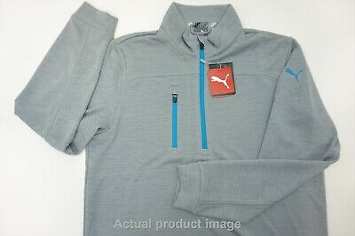 1fd548be99682 PUMA GO LOW 1/4 Zip Golf Pullover 577899 - New 2019 - Pick Size And ...