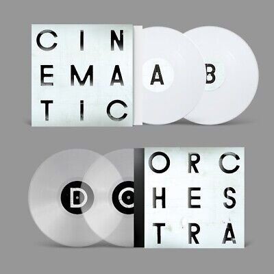 The Cinematic Orchestra To Believe New Sealed Ltd Coloured Vinyl 2Lp In Stock