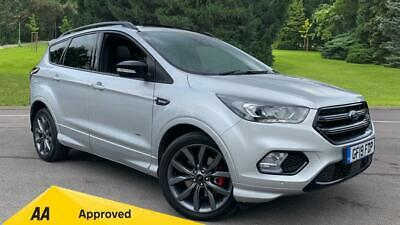 2019 Ford Kuga 2.0 TDCi 180 ST-Line Edition Automatic Diesel Estate