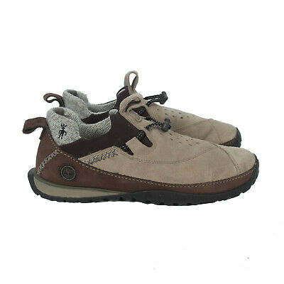 a740c963bd TIMBERLAND SMARTWOOL POWER Lounger Tan Suede Slip On Shoes 10640 ...