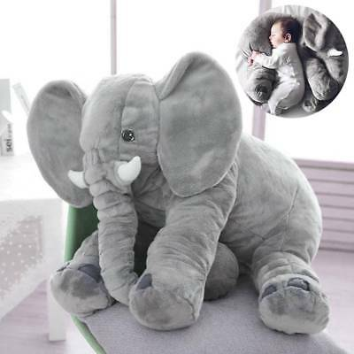 Plush Soft Elephant Long Nose Doll Toys Baby Toddler Children Collectible Gift