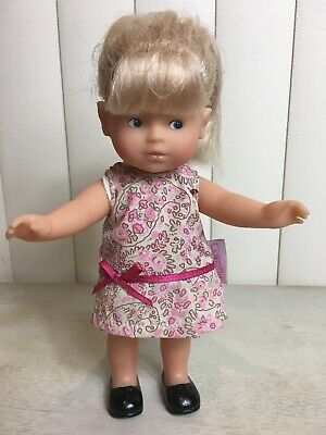 "Corolle Vintage Mini Baby Doll Toy 8/"" Les Minis Boy Doll NEW w//TAG"