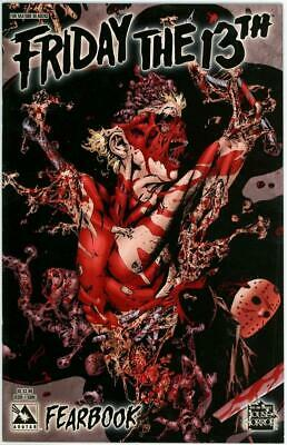 Friday The 13Th Fearbook #1 Gore Avatar Comics Horror Movie
