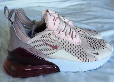 Air 39 Rose 270 Pink Sold Trainers 27c Nike 6 Barely Burgandy Max Knit Out orxBeWQdC