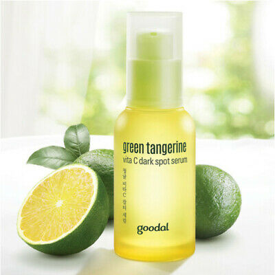 [GOODAL] Green Tangerine Vita C Dark Spot Serum - 30ml / Korean Cosmetics