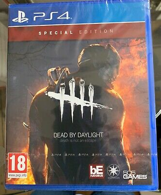 Dead by Daylight  SPECIAL EDITION  New PS4