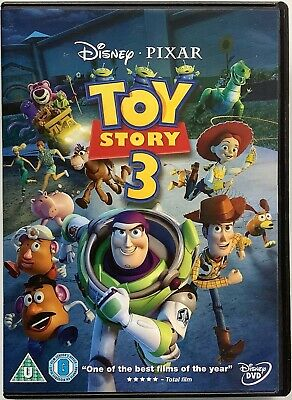 Toy Story 3 (DVD, 2010) Used and in excellent condition