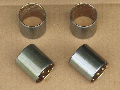 4 Front Axle Spindle Bushings For Massey Ferguson Mf 135 148 20 230 235 240 240S