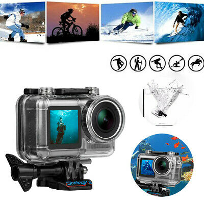 Waterproof Housing Case For DJI Osmo Action Camera Accessories Diving 45m Hot US