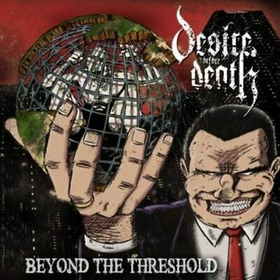 Desire Before Death - Beyond The Threshold New Cd