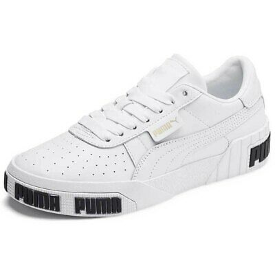 PUMA SELECT CALI Bold Bianco T11136 Sneakers Donna Bianco