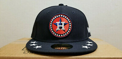 new concept 7b23a c37e4 MLB Houston Astros New Era 2018 All-Star Workout 59FIFTY Fitted Cap Hat 7 1