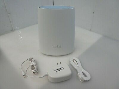 UNUSED NETGEAR ORBI RBR40 Mini Wireless Router Open Box