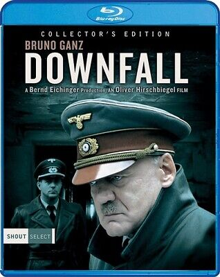 DOWNFALL New Sealed Blu-ray Collector's Edition