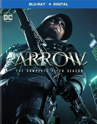ARROW TV THE COMPLETE FIFTH SEASON 5 New Sealed Blu-ray