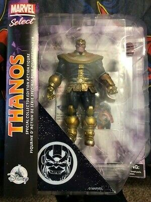 Marvel Select Thanos 8 inch action figure exclusive Disney Infinity wars  NEW!