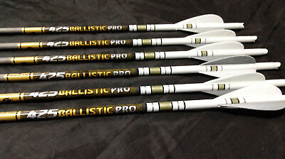 Gold Tip Ballistic 20-Inch Shaft Arrows 1-Dozen