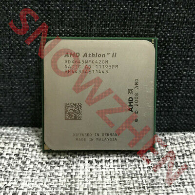 AMD Athlon II X4 645 CPU Quad-Core 3.1 GHz 2M Socket AM3 Processors