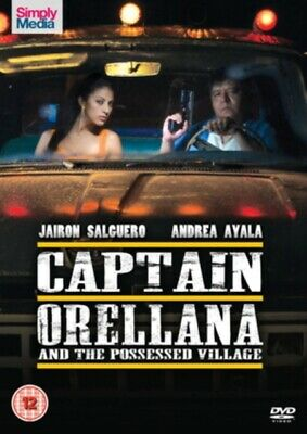 Nuovo Captain Orellana e The Possessed Village DVD