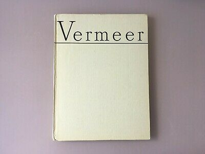 Vermeer van Delft  -book about the work of the master