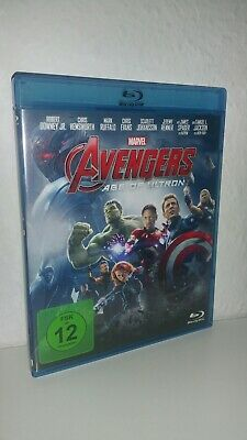 BLURAY  Marvel Avengers Age of Ultron
