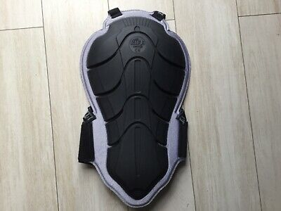 Motorcycle body armour, back protector, elbow, shoulder