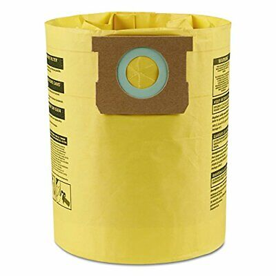 Shop-Vac 906-71 High Effeciency Collector Filter Bags 5 - 8 Gallons 2-Count