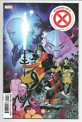POWERS OF X #1 Regular Cover -BRAND NEW UNREAD CONDITION !!   FIRST PRINT !!!!