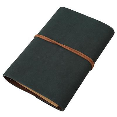 Faux Leather Journal Writing Notebook Antique Daily Notepad for Men Women YW