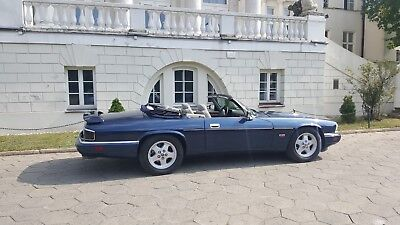 Jaguar  XJS 2+2 convertible - 1995 restored for yourself. A lot of new parts