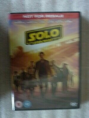 Solo a Star Wars Story (DVD)