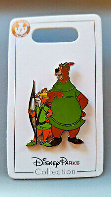 Disney Pins - Robin Hood and Little John