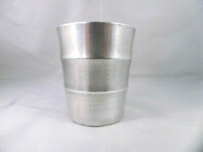 French heavy silver plated cup, Hallmarked Christofle, 34, dated 1862 - 1935