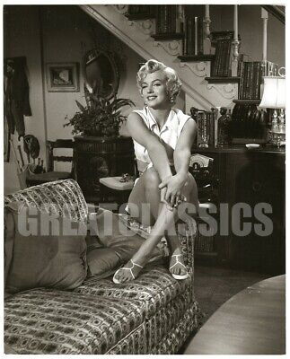 Marilyn Monroe Seven Year Itch 1955 Gorgeous Original Vintage Dblwt Photograph