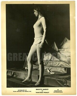 Brigitte Bardot Naughty Girl 1956 Beautiful Original Vintage Photograph