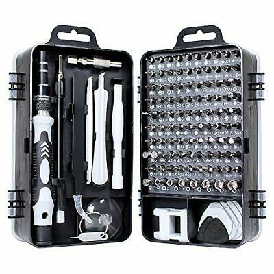 Gocheer 115 In 1 Screwdriver Set, Precision Magnetic Small Screwdriver Kit ,