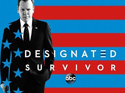 Designated Survivor Complete Third Season 3 DVD Box Set Brand New Sealed Free PP