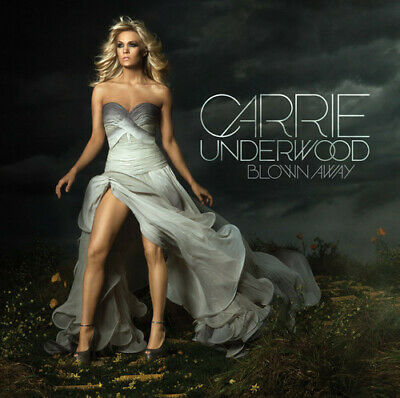 Carrie Underwood - Blown Away New Cd