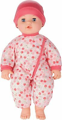 Chad Valley Babies to Love Cuddly Ava Doll 40cm 2+ Years