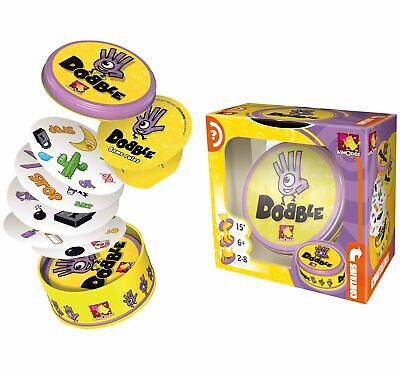 Dobble 5 Mini Games 6+ Years 2-8 Players