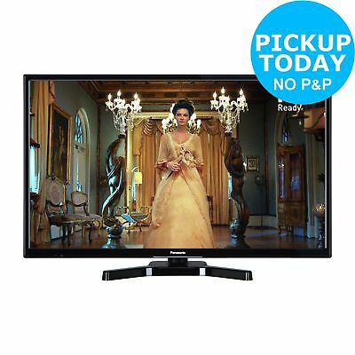 Panasonic 32TX-32E302 32 Inch HD Ready 720p LED TV - Black.