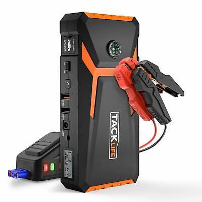 TACKLIFE T8 Booster Batterie - 800A 18000mAh Portable Jump Starter